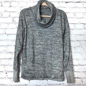 ATHLETA   Gray Sweatshirt Size Medium